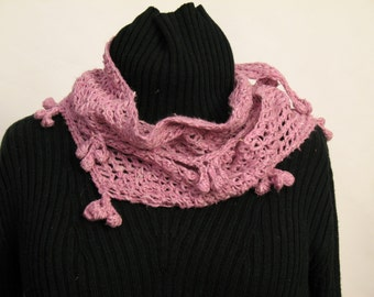 PDF Pattern Obtuse --   Knit Version