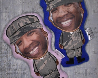 deployment dolls, huggable dolls, military doll