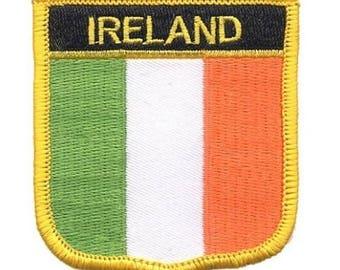 Ireland Patch (Iron on)
