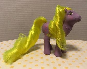 G1 My Little Pony Flutter Yum Yum