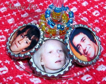 The Brady Bunch - Drink Charms Set of 6