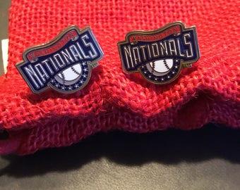 Washington National Cufflinks