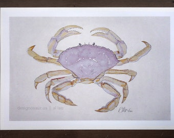Dungeness Crab (13 x 19)