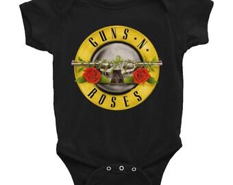 Guns N Roses Sweet Child of Mine Infant Bodysuit