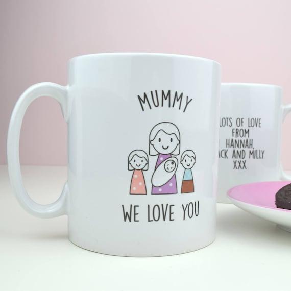 Mummy mug - Mother's Day mug - Mug for mummy - gift for mum's