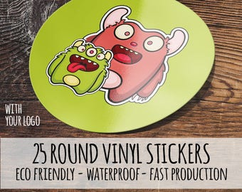 Custom stickers, printed stickers, custom labels, round labels, personalized stickers, product labels, logo sticker,stickers,labels