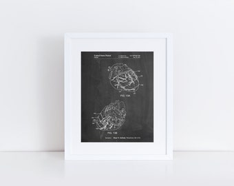 Anatomical Heart Poster, Heart Surgery, Doctor Office Decor, Cardiologist, Medical Wall Art, PP0702