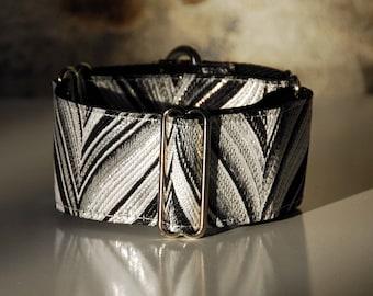 Greyhound collar, Saluki, Whippet, Lurcher, martingale dog collar
