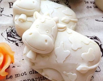 cute cow mold soap,candle molds,silica gel mould,siliconmold silicone,silicone molds