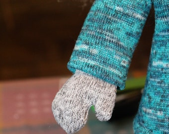 18 inch doll mittens, doll mittens, doll gloves, fits 18 inch dolls like american girl,18 inch doll accessories, doll clothes, dolls