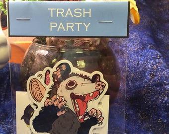 Trash Party