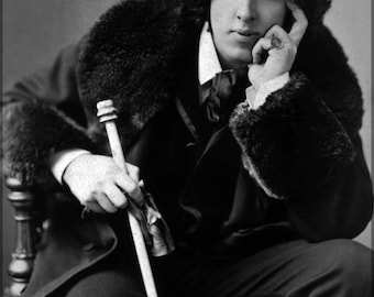 Poster, Many Sizes Available; Oscar Wilde P2 Picture Of Dorian Gray Author
