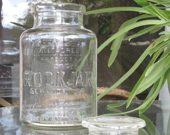 SweetAcres Lolly ROCK JAR Vintage