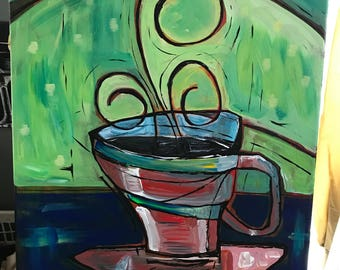 Whimsical Coffee