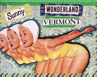 Sunny Vermont Card