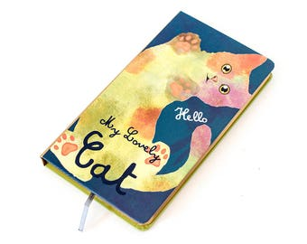 Diary My Lovely Cat | Cat Diary | Planner | Cute Diary | Kawaii Cat