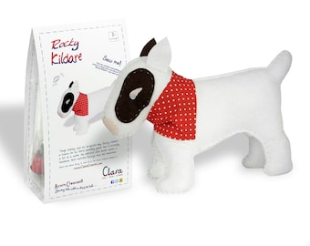 Terrier sewing kit - Rocky Kildare