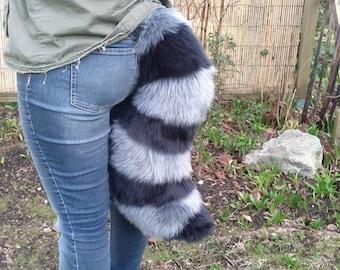 Raccoon costume etsy grey raccoon cartoony costume solutioingenieria Gallery