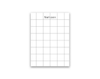 Notepad black lines