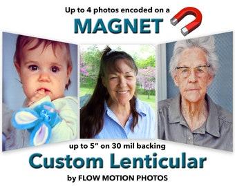 MAGNET - Custom Lenticular