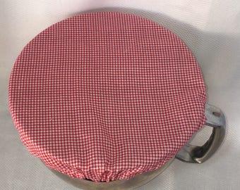 Mixing bowl cover