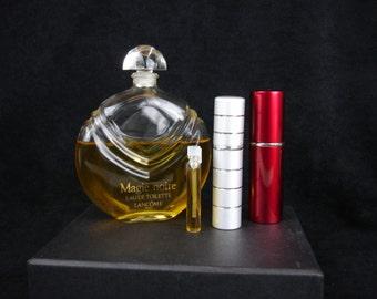 Vintage, Niche, Magie Noire, eau de toilette, by Lancome, rare, discontinued perfume, old formula, discontinued, hard to find