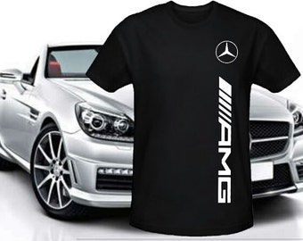 Mercedes Benz AMG T Shirts