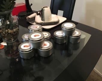 Diva Scents Soy Candles