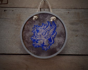 Dragon Age Grey Warden Shield