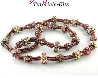 Vivian's Slide Beadweaving Tutorials and Patterns