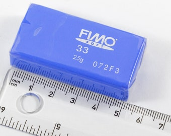 25g Oven Hardening FIMO Clay - Small Block of Clay - Clay Supplies - Polymer Clay