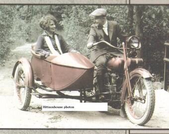 Harley Davidson Art Photo Print