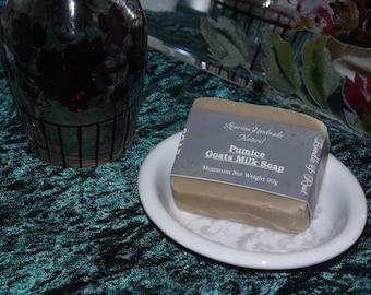 Pumice Goats Milk Soap