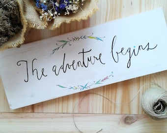 Wood table wedding vintage and boho chic- personalized wedding - wedding photograpy