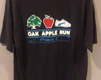 Vintage super soft run shirt