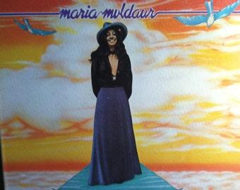 Maria Muldaur Vinyl Rock Record Album