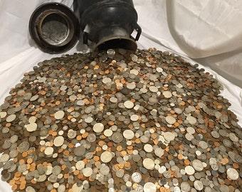 Estate Sale Lot Old US Coins Hoard 1/4 Lb ~ Gold Silver Bullion ~ Quarter Pound Lb PCGS NGC Bonus ~ Collection