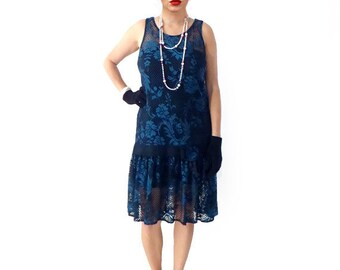 Retro Flapper Dress Great Gatsby Dress Flapper Costume