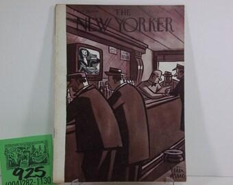 New Yorker Magazine-January 29,1949