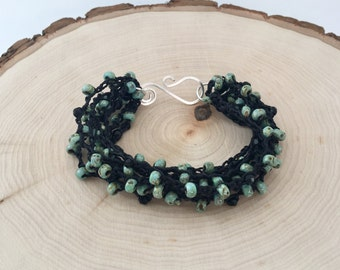 Turquoise Dream Boho Beach Bracelet