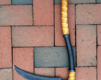Hand Crafted Miniature Reaper Scythe