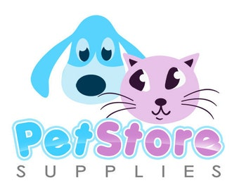 Premade Custom Logo and Watermark Design, One of a Kind and NEVER RESOLD