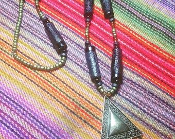 Men's Temple Necklace