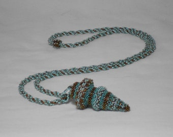 3D Pendent and Rope