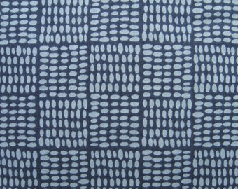 Organic Birdseed Print Cotton Voile Fabric By The Yard