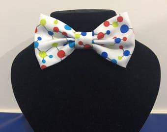Science Molecule Bow Tie