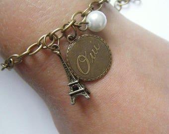 Antique bracelet - Oui Paris