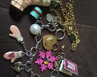 Vintage Holidays Charm Collection Charm Bracelet