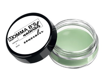 Color Correcting Concealer Healing Makeup Acne Redness Rosacea Rosemary Lavender