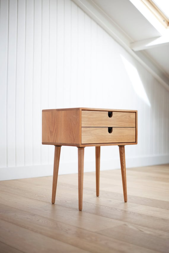 scandinavian retro furniture. Scandinavian Retro Furniture. Nightstand Mid Century - One Or Two Drawers And Legs Made Furniture